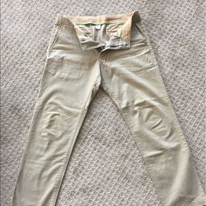 GAP Pants - Men's khaki